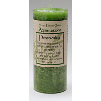 Coventry Creations Prosperity Affirmation Candle