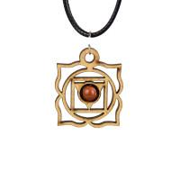 Root Chakra Magic Wood Jewelry and Sticker