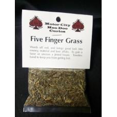 Five Finger Grass