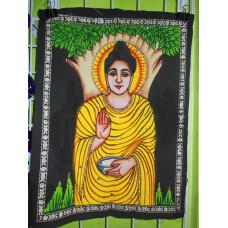 Standing Buddha Tapestry