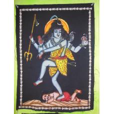 Shiva Nataraj Tapestry