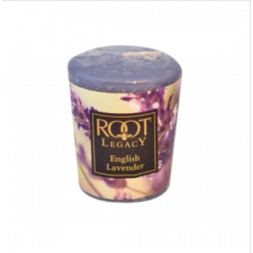 Root Votives—English Lavender