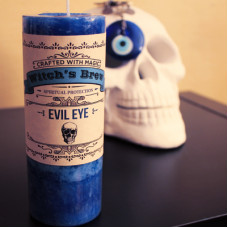 Coventry Creations Evil Eye Witch's Brew Candle